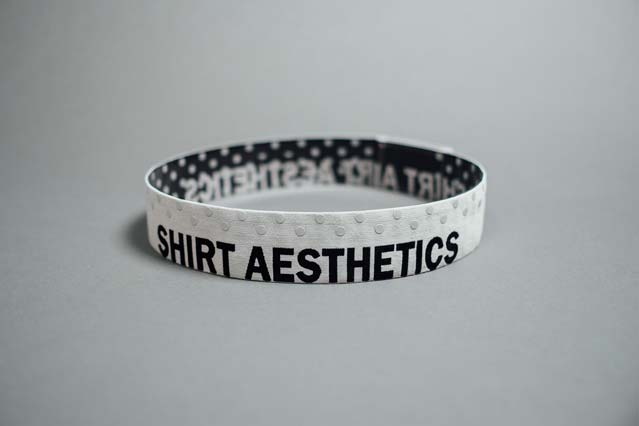 SHIRT AESTHETICS SHIRT STAYS COOL-GREY