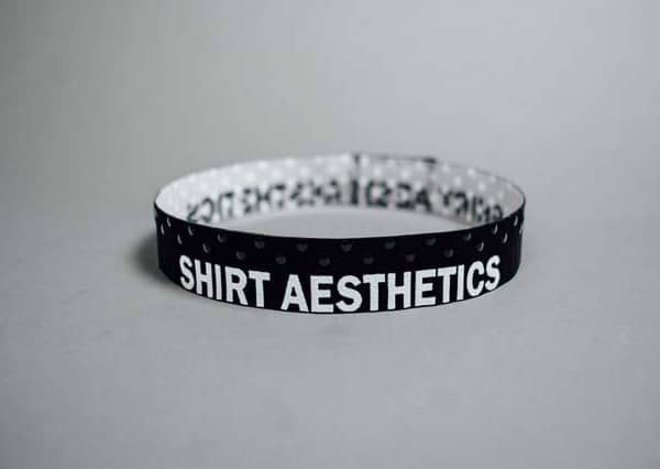 SHIRT AESTHETICS SHIRT STAYS BLACK & WHITE