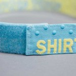 SHIRT AESTHETICS SHIRT STAYS BLUE-YELLOW