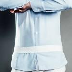 SHIRT AESTHETICS SHIRT STAYS WHITE